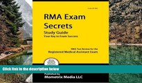 Online RMA Exam Secrets Test Prep Team RMA Exam Secrets Study Guide: RMA Test Review for the