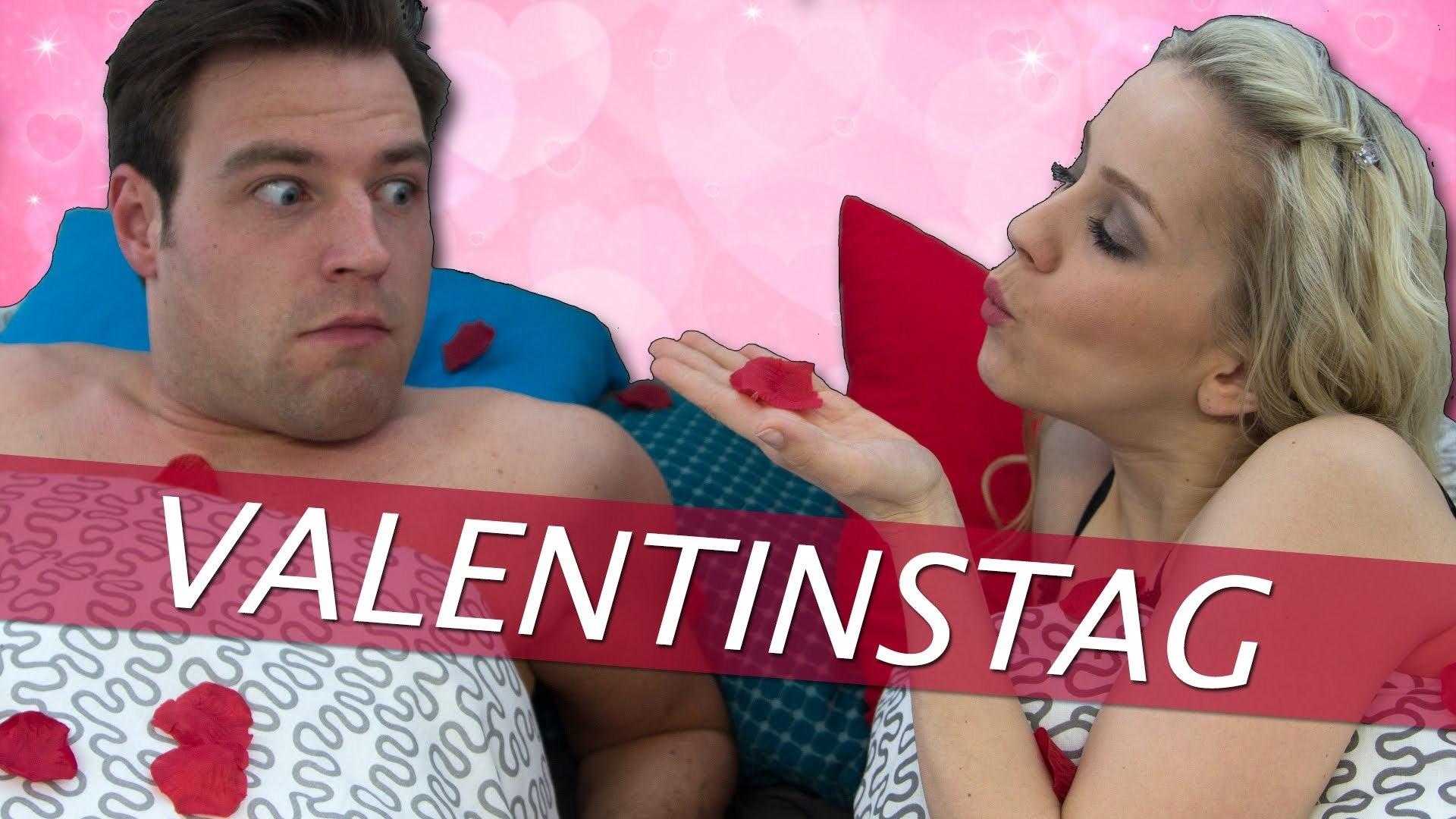 VALENTINSTAG: Sinn oder Unsinn? - Love&Sex