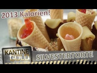 Silvestertorte für 2013 (Kalorien) - Kantine Gold