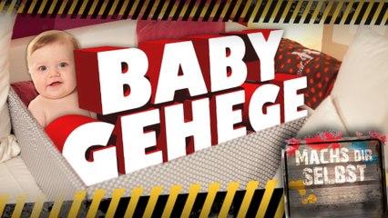 Der Babystopper: So ist der Säugling auf dem Sofa sicher - Mach's dir selbst