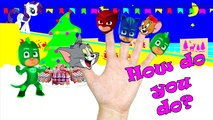Finger Family Collection Peppa Pig George Crying Spiderman Venom Nursery Rhymes Lyrics and more