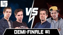 Session FIFA - Demi-finale #1 - Legends Of Gaming
