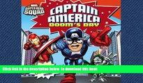 Buy Zachary Rau Super Hero Squad: Captain America Doom s Day (Marvel Super Hero Squad 8x8)