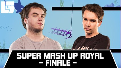 SUPER MASH UP ROYAL - Finale - Legends Of Gaming