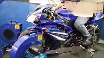 Yamaha YZF R1 Bazzaz ZFI & Mussan Exhaust Dyno Tuning - Motodynamics Technology Malaysia