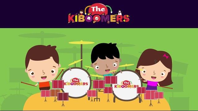 10 Easter Bunnies | Easter Song Lyrics for Children | Easter Bunny Song for Kids