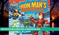 Best Price Zachary Rau Super Hero Squad: Iron Man s Super Power Mix-Up (Marvel Super Hero Squad