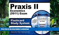 READ THE NEW BOOK Praxis II Economics (5911) Exam Flashcard Study System: Praxis II Test Practice