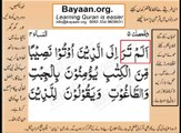 Quran in urdu Surah AL Nissa 004 Ayat 051A Learn Quran translation in Urdu Easy Quran Learning