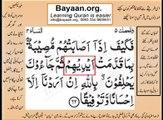 Quran in urdu Surah AL Nissa 004 Ayat 062 Learn Quran translation in Urdu Easy Quran Learning