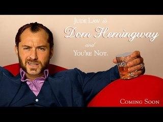 DOM HEMINGWAY offizieller Trailer#1 deutsch HD