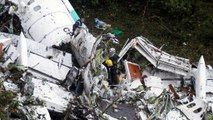At least 75 killed as plane carrying Brazilian football club crashes in Colombia