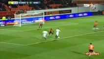 Giovanni Sio Goal HD - Lorient 1-1 Rennes - France Ligue 1 - 29.11.2016 HD