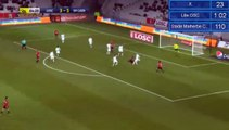 Rony Lopes Goal HD - Lille 4-1 Caen - France - Ligue 1 29.11.2016 HD