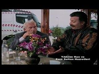 Yıldırım Han ve Emir Sultan Hz.