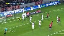 All Goals & Highlights HD Lille4-2Caen 29.11.2016