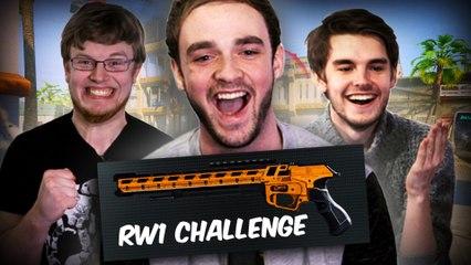 PVP Special - COD: Advanced Warfare Railgun FFA challenge