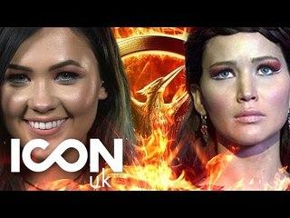 Jennifer Lawrence Hunger Games Makeup Tutorial | LoveLaughAndMakeup