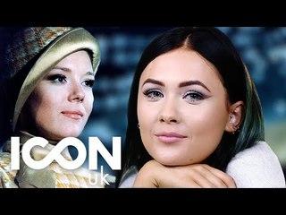 Classic Bond Girl Makeup Tutorial | LoveLaughAndMakeup
