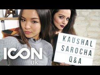 Q&A | Kaushal Beauty & Sarocha B