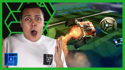 MessYourself's Rocket League RAGE | Legends of Gaming