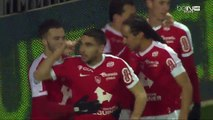 Neal Maupay Goal HD - Brest 2-1 Troyes - 29.11.2016