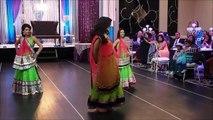 Indian Wedding Dance by Bride Friends , 2016 Best Bollywood Indian Wedding Dance Performance