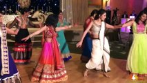 Indian Wedding Dance by beautiful Girls 2016 , Awesome Wedding Reception Dance  performance