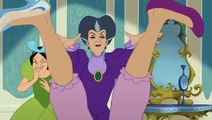 Cinderella 3 full movie_ A Twist in Time, Disney Animation Movies in