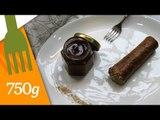 Recette de Cigare de foie gras au cognac - 750 Grammes