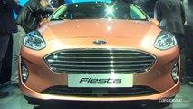 Nouvelle Ford Fiesta 2017 : première présentation détaillée