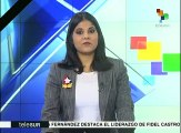Pueblo saharaui rinde sentido homenaje a Fidel Castro