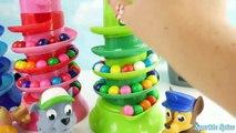 PAW PATROL Slime Candy Gumball Toilet Bonanza, Toy Hunt Surprises, Skye, Chase PJ Masks Toys