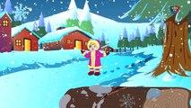petits flocons de neige | Petits flocons blancs | chants de Noël
