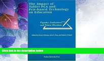 Price Impact of Tablet PCs and Pen-based Technology on Education: Vignettes, Evaluations, and