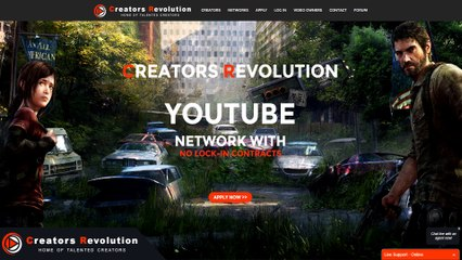 Creators Revolution : Partner Spotlight #2