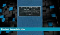 Price From the Other Side of the Couch: Candid Conversations with Psychiatrists and Psychologists