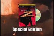 The Mask Of Zorro Trailer 1998