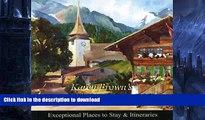 FAVORITE BOOK  Karen Brown s Switzerland 2010: Exceptional Places to Stay   Itineraries (Karen