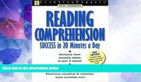 Price Reading Comprehension Success (Skill Builders (Learningexpress)) Learning Express Editors