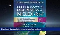 Pre Order Lippincott Q A Review for NCLEX-RN (Lippincott s Q A Review for NCLEX-RN (W/CD)) Diane
