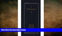FAVORIT BOOK By Kenneth R. Wing Public Health Law Kenneth R. Wing TRIAL BOOKS