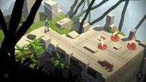 Lara Croft GO - The Maze of Snakes part4