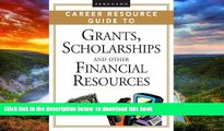Pre Order 2 volume set: Ferguson Career Resource Guide to Grants, Scholarships, And Other