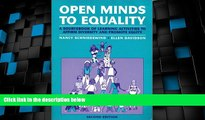Price Open Minds to Equality: A Sourcebook of Learning Activities to Affirm Diversity and Promote