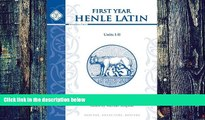 Pre Order Henle Latin I Quizzes   Final Exam (Units I-II) Martin Cothran mp3