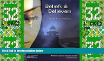 Price Beliefs and Believers: Media Course Study Guide GOVERNORS STATE UNIVERSITY For Kindle