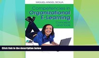 Best Price Competencies in Organizational E-Learning  For Kindle