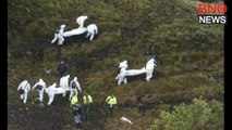 Plane Carrying Brazilian Football Players Crashes in Colombia