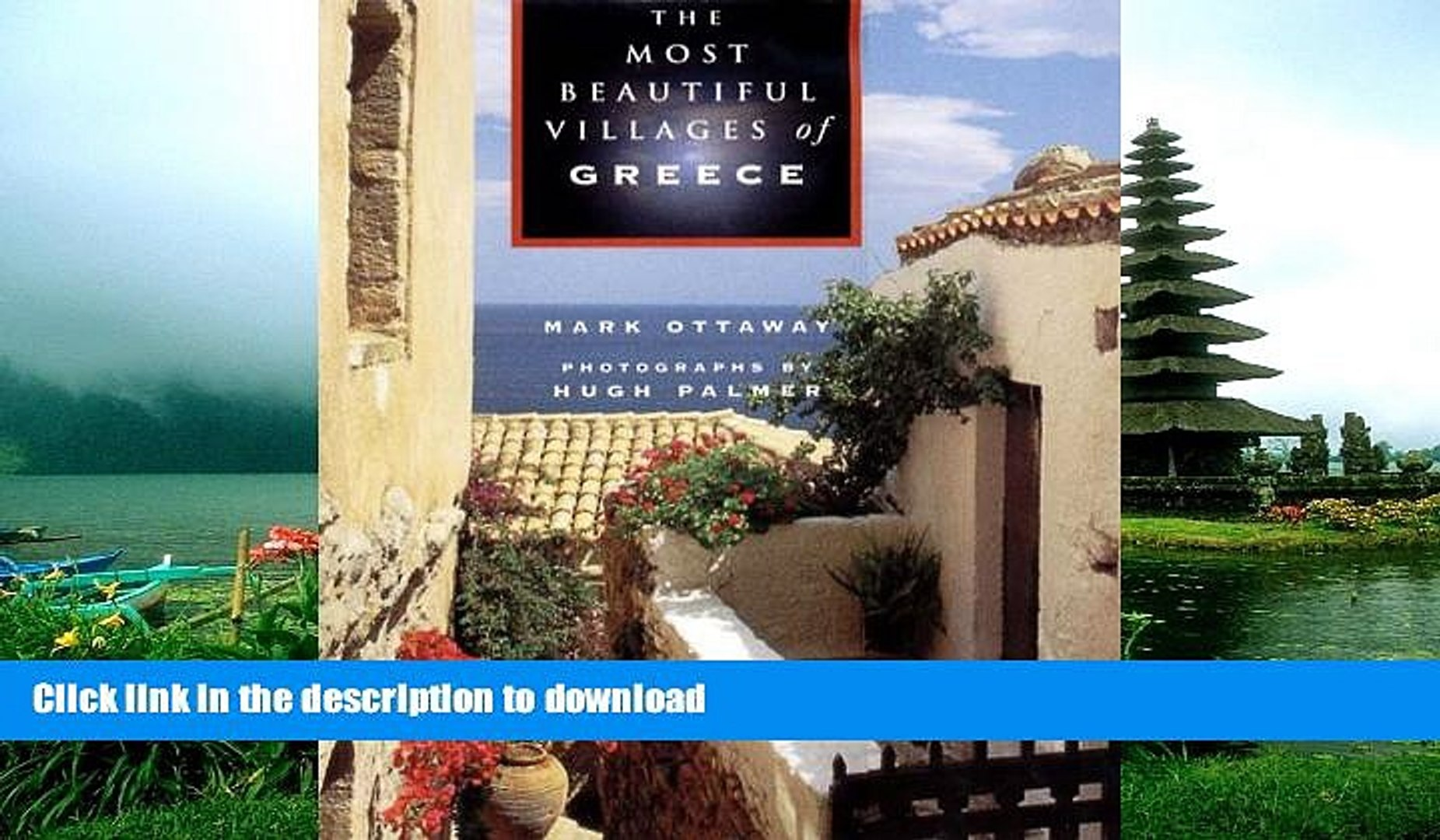 READ  The Most Beautiful Villages of Greece (Most Beautiful Villages) FULL ONLINE